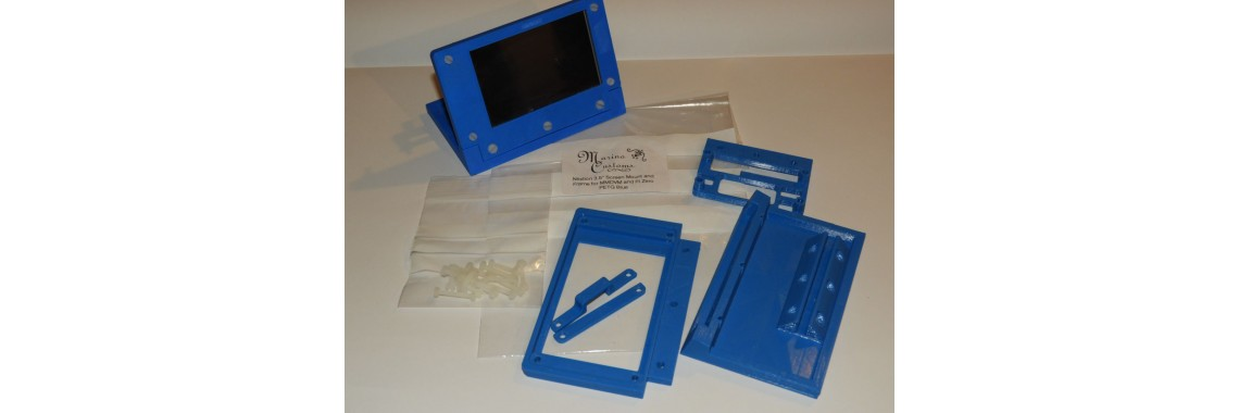 Marino Customs Nextion Screen Mount and MMDVM Stand